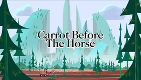 Carrotb4thehorse
