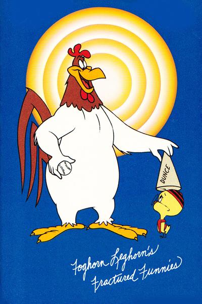 foghorn leghorn s fractured funnies looney tunes wiki fandom