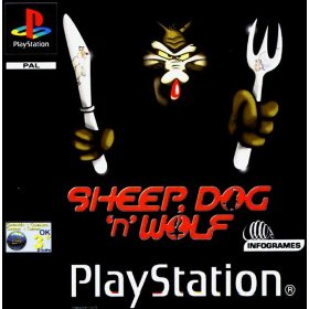 Sheep Dog n Wolf