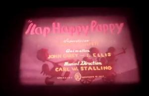 Slap Happy Pappy (Redrawn Colorized)
