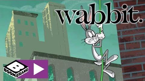 Wabbit - Long Lead - Boomerang UK