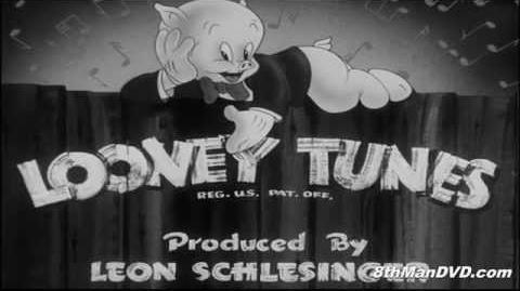 LOONEY TUNES (Looney Toons)- Robinson Crusoe Jr