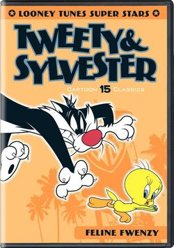 SuperStars SylvesterAndTweety