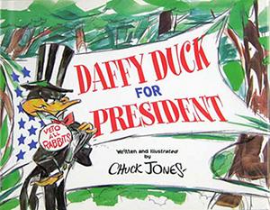 Jones daffy d president cvr