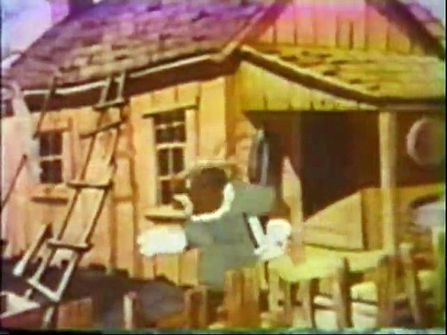 Banned cartoon Sunday Go To Meetin Time (1936)