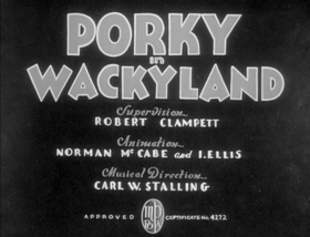 Porky in Wackyland Remastered TC