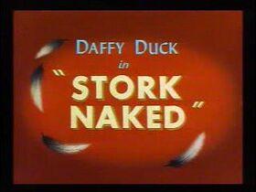 Stork-Naked