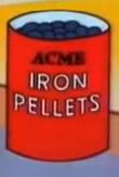 Iron Pellets