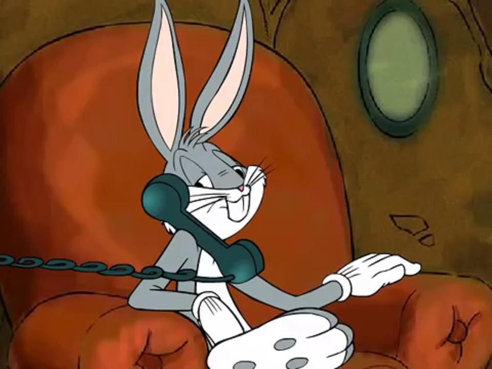 dating DOS och Don  TS buggar Bunny