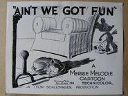Ain-got-fun-orig-merrie-melodie 1 5cfe715fbcc3024b4a8dd637bd122892