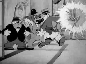 Porky Pig - Porky's Double Trouble (1937)
