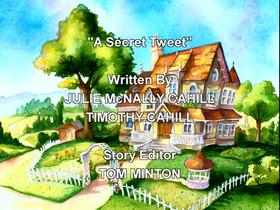 A Secret Tweet