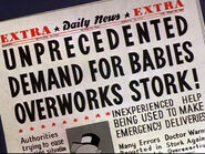 Baby Bottleneck 1946 07 news1