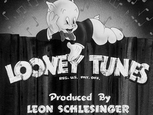 Porky Pig - Porky's Midnight Matinee (1941)