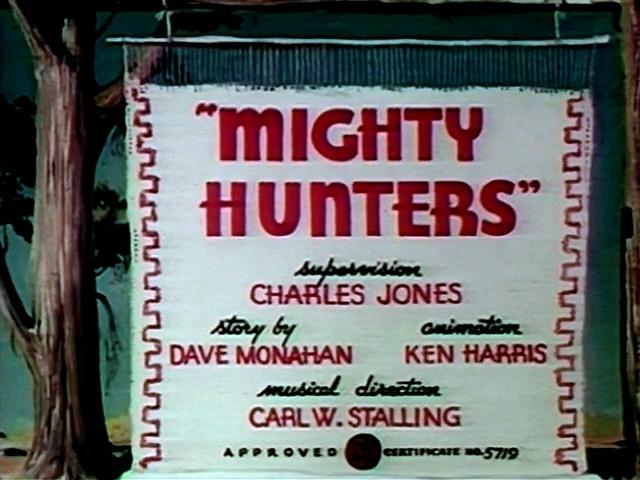 Mighty Hunters (1940; reissue titles)