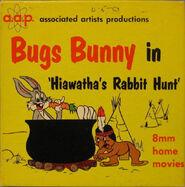 Hiawatha's Rabbit Hunt Super 8mm Home Movie