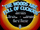 The Woods Are Full of Cuckoos