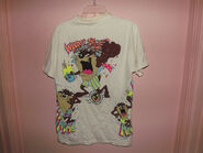 1990 Looney Toons Where's the Party Taz T-Shirt Sherry's Best (Back)