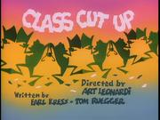 Class Cut Up