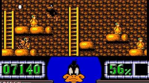 C64 Longplay - Daffy Duck and the Great Paint Caper