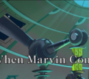 When Marvin Comes Martian In