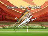 Game, Set, Wabbit