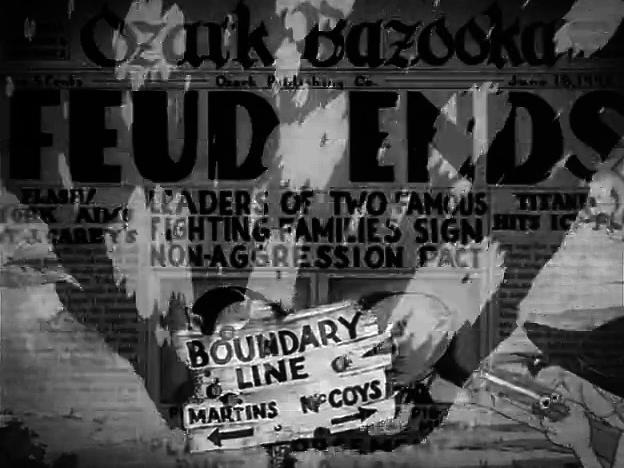 Porky Pig - Naughty Neighbors (1939)