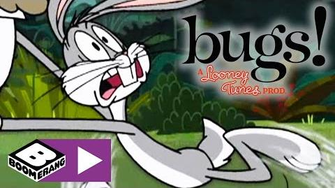 Bugs! - In Time - T-Rex Race - Boomerang UK