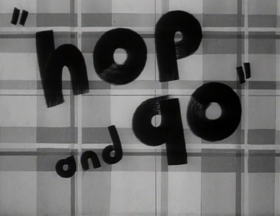 Hop and go title