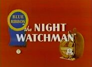Oddnightwatchman
