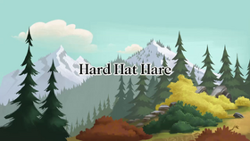 Hard Hat Hare