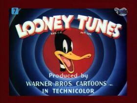 Looney Tunes - Plane Daffy