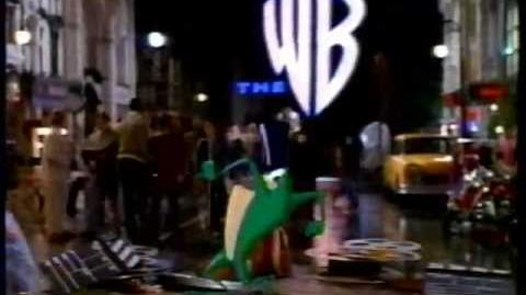 THE WB FIRST NIGHT 1995 CHUCK JONES MICHIGAN J FROG WAYANS (1 OF 3)
