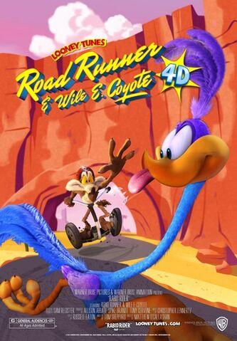 File:LooneyTunes RoadRunner Poster 125152.jpg