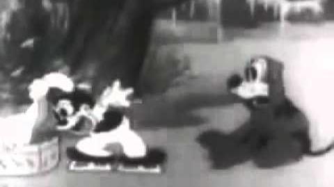 Looney Tunes - Big-Hearted Bosko (1932) - Looney Tunes, Warner Brothers