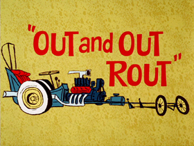 Out and Out Rout-restored