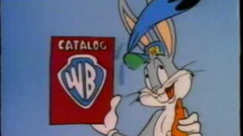 Warner Brothers Catalog Commercial