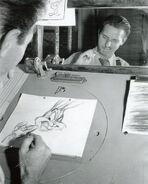 Ken draws bugs