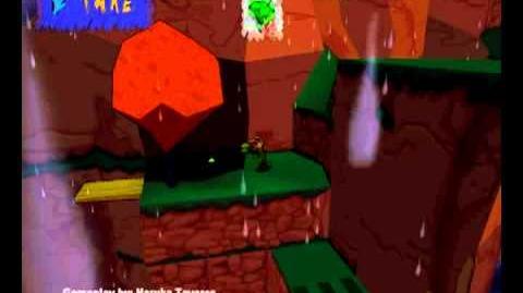 Sheep, Dog, 'n' Wolf (PC) - Bonus Level 1-0