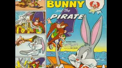 Capitol Records - Bugs Bunny and the Pirate