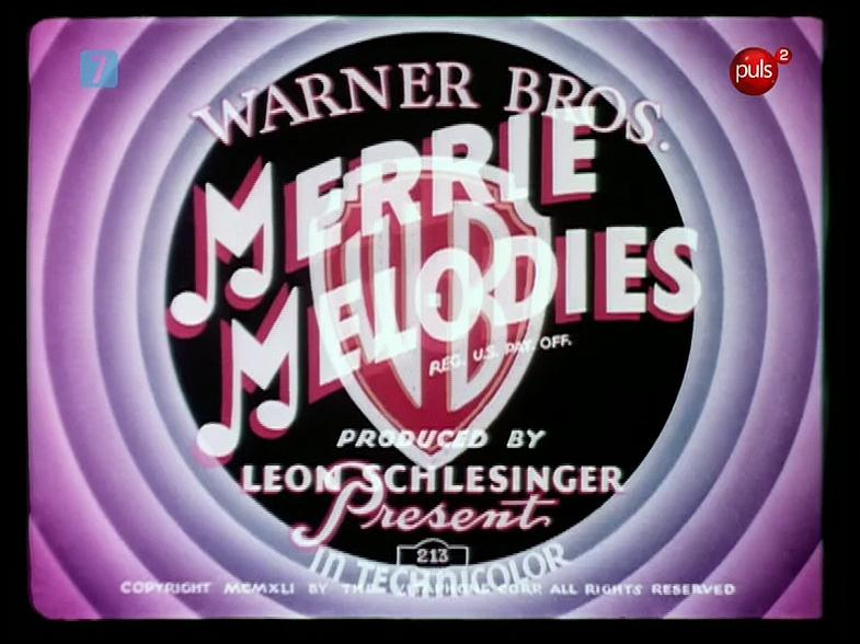 Merrie Melodies - Saddle Silly