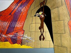 Warner Bros 1958x07 Coyote y Correcaminos Largo de aqui (Whoa, be-gone!)