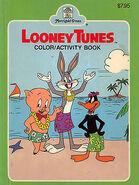 Lt coloring merrigold press looney tunes color activity book