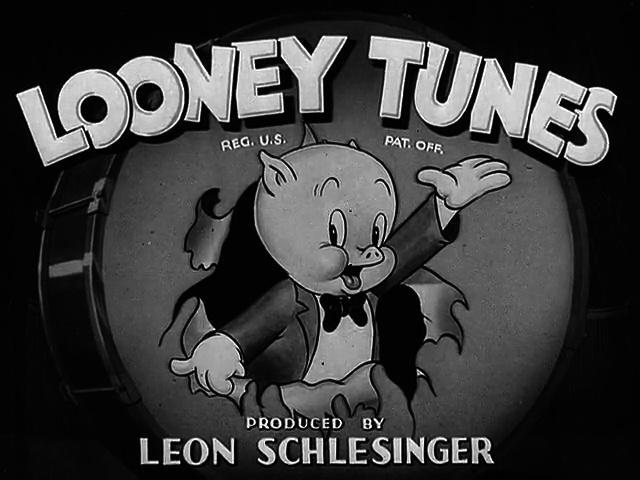 Porky Pig - Porky's Bear Facts (1941)