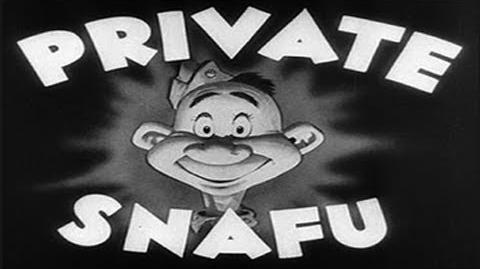 Private Snafu - Outpost (1944)