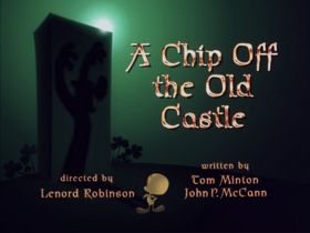 A Chip Off the Old Castle