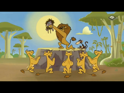 Lion King Reference