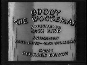 Buddythewoodsman