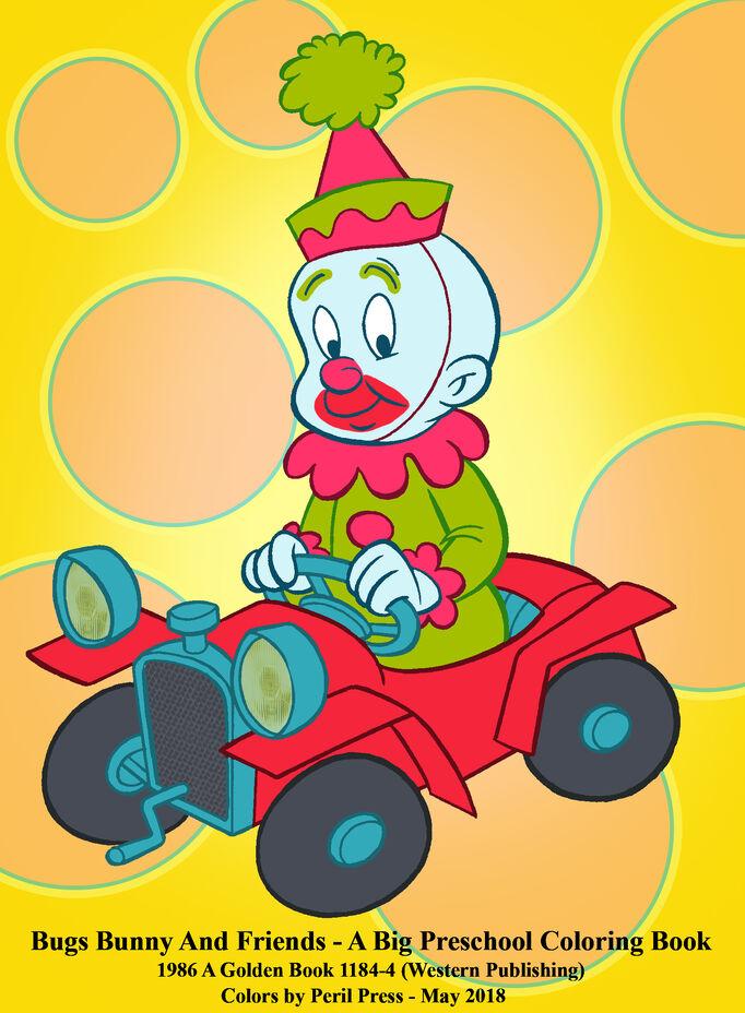 Elmer Clown2