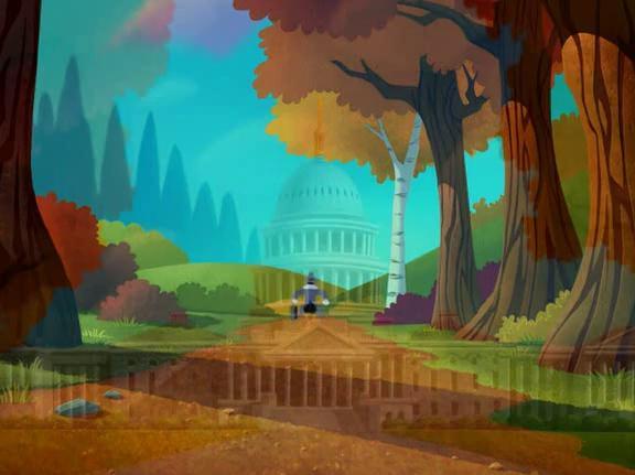 Daffy Duck for President. 203) - Daffy Duck For President